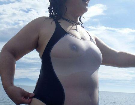 熟女の過激水着画像!やはりマニアならこちらでしょ!?